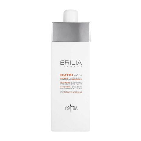 Erilia Nutri care Bagno nutrizione idratazione profonda 750ml - shampooing hydratant