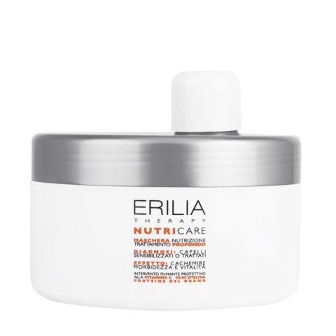 Erilia Nutri care Maschera nutriente trattamento profondo 500ml - masque