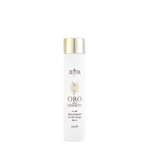 Erilia Oro del Deserto Argan Bain 250ml - shampooing huile de Argan