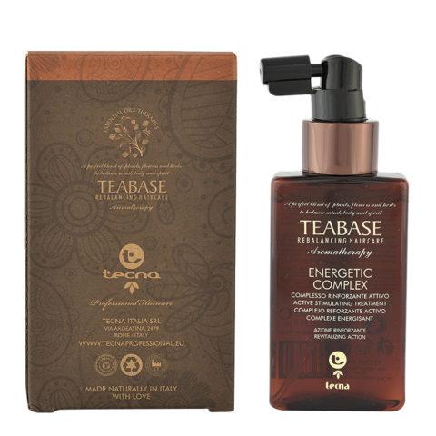 Tecna Teabase aromatherapy Energetic complex 100ml - traitement énergisante