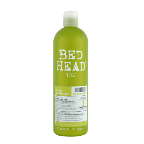 Tigi Urban Antidotes Re-Energize Conditioner 750ml - après-shampooing restructurant niveau 1