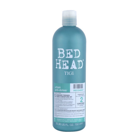 Tigi Urban Antidotes Recovery Conditioner 750ml - après-shampooing restructurant niveau 2