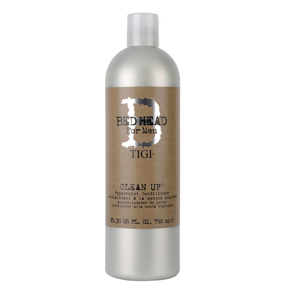 Tigi Bed Head Men Clean up Conditioner 750ml - après-shampooing â la menthe