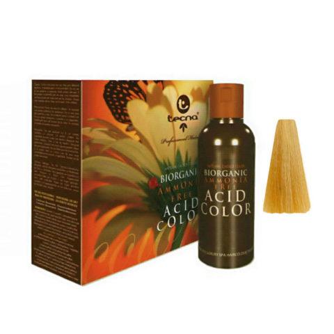 9.33 Blond doré trés clair intense Tecna NCC Biorganic acid color 3x130ml