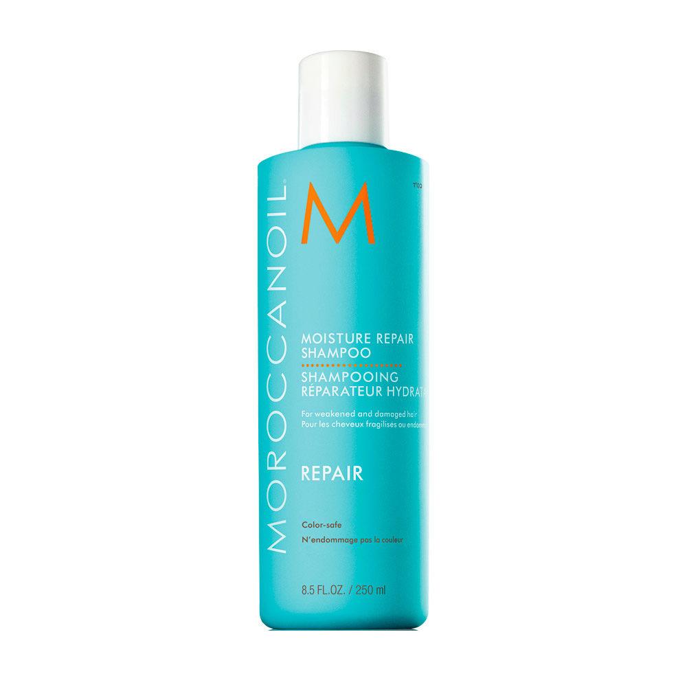 Moroccanoil Moisture repair shampoo 250ml - shampooing reparateur hydratant