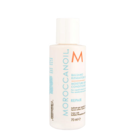Moroccanoil Moisture repair conditioner 70ml - apres shampooing reparateur hydratant