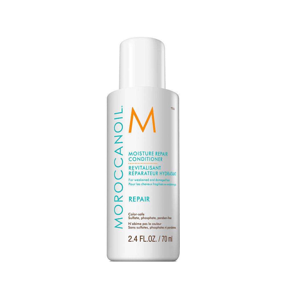 Moroccanoil Moisture repair conditioner 70ml - apres shampooing reparateur hydratant