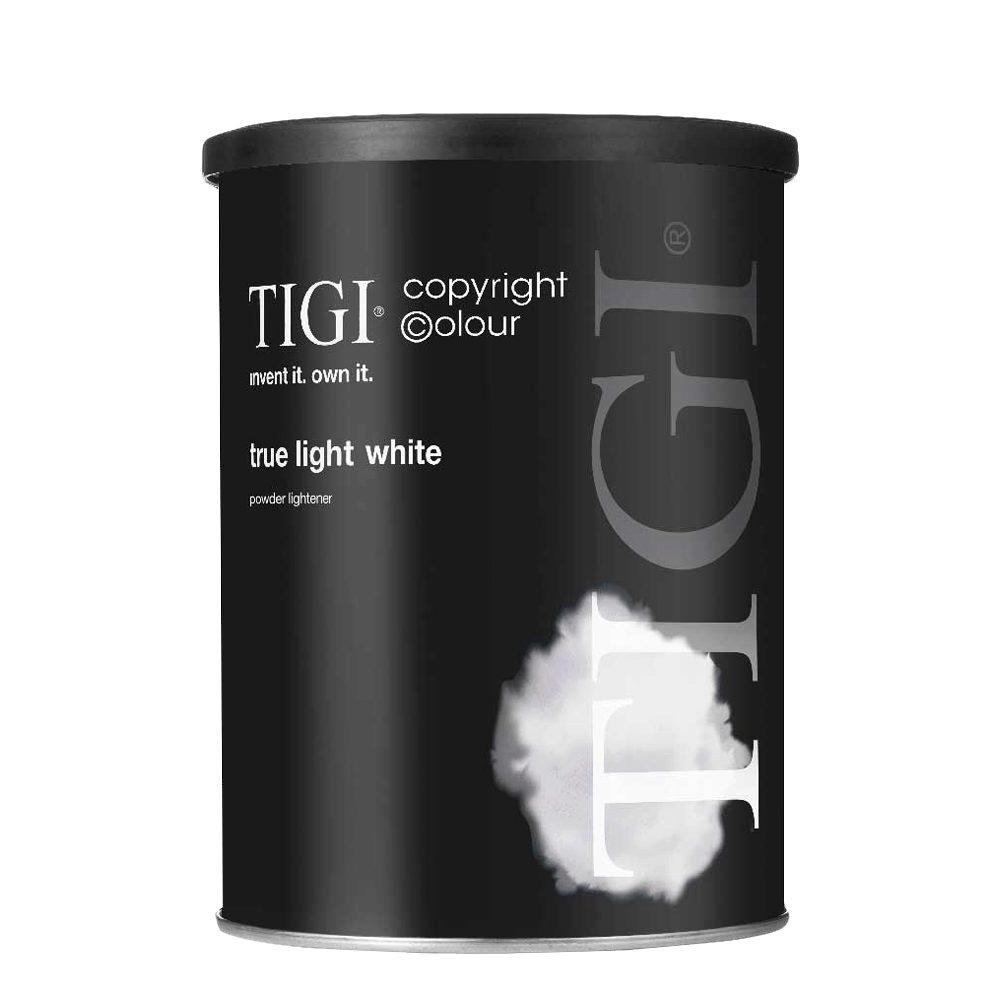 Tigi Decolorante True light White Poudre De Blanchiment Des Cheveux 500gr