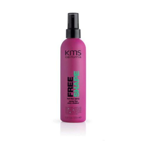 Kms california Freeshape Hot flex spray 200ml - spray protection contre la chaleur