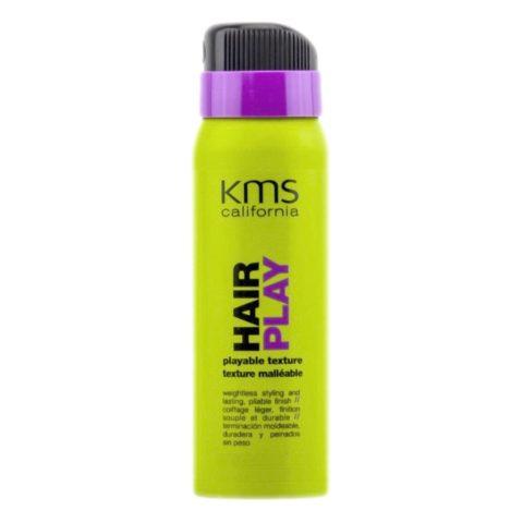 Kms california Hairplay Playable texture 75ml