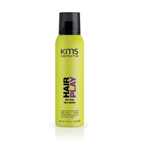 Kms california Hairplay Dry wax 150ml