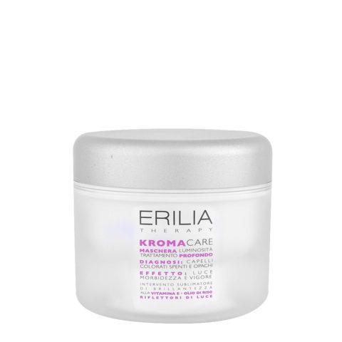 Erilia Kroma Care Maschera Luminosità Trattamento Profondo 200ml - masque pour cheveux colorés