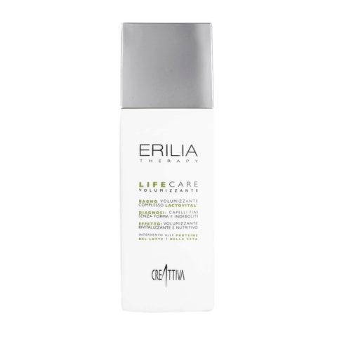 Erilia Life care Bagno Volumizzante Lactovital 250ml - shampooing volumateur
