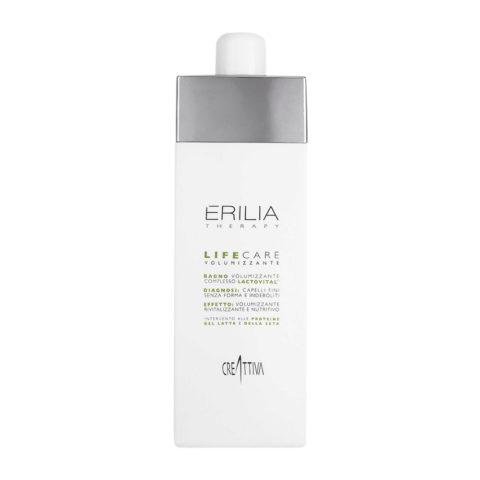 Erilia Life care Bagno Volumizzante Lactovital 750ml - shampooing volumateur