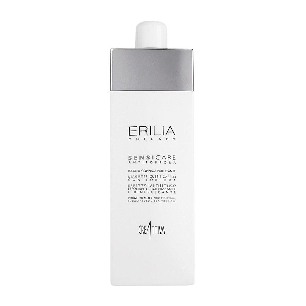 Erilia Sensicare Bagno Peeling Purificante 750ml - shampooing antipelliculaire