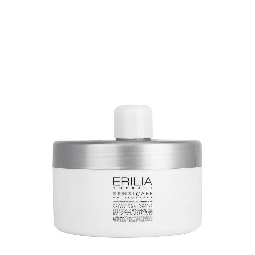 Erilia Sensicare Maschera Purificante Peeling Gel 500ml - masque purifiant