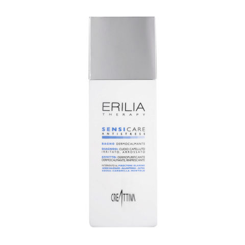 Erilia Sensicare Bagno Dermocalmante 750ml - shampooing cuir chevelu sensible