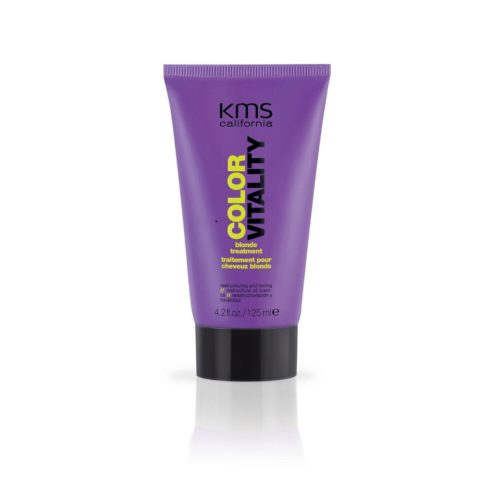 Kms california Colorvitality Blonde treatment 125ml - Traitement pour cheveux blonds
