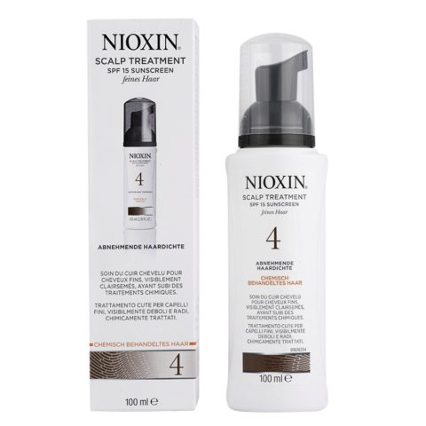 Nioxin Sistema4 Scalp treatment 100ml