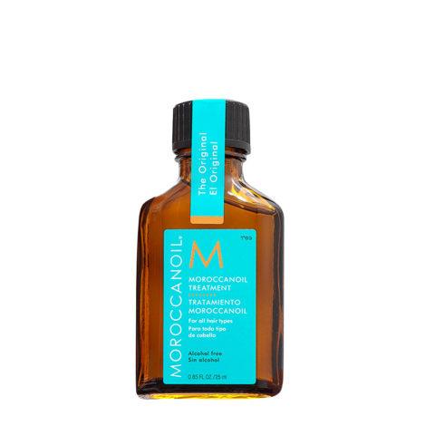 Moroccanoil Oil treatment 25ml - huile d'argan pour tous types de cheveux