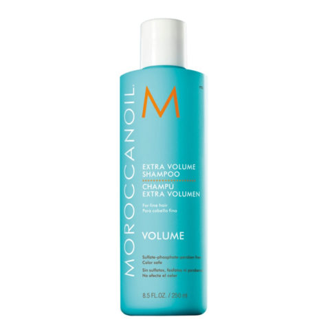 Moroccanoil Extra volume shampoo 250ml - shampooing extra volume