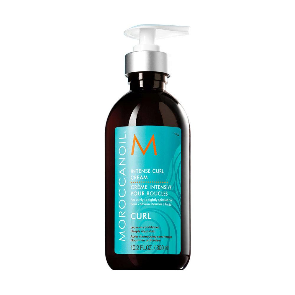 Moroccanoil Intense curl cream 300ml - Crème Définition Bouclés Intense