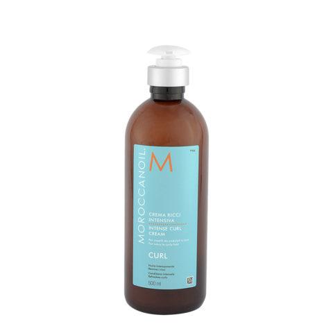 Moroccanoil Intense curl cream 500ml - Crème Cheveux Bouclés