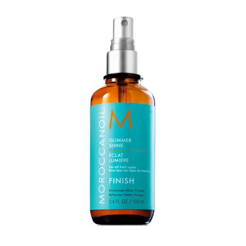 Moroccanoil Glimmer Shine spray 100ml - Eclat Lumière