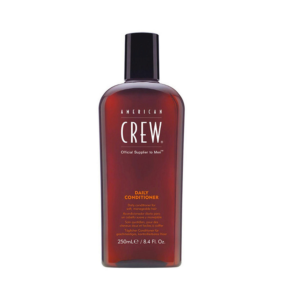 American crew Classic Daily conditioner 250ml - baume à usage fréquent