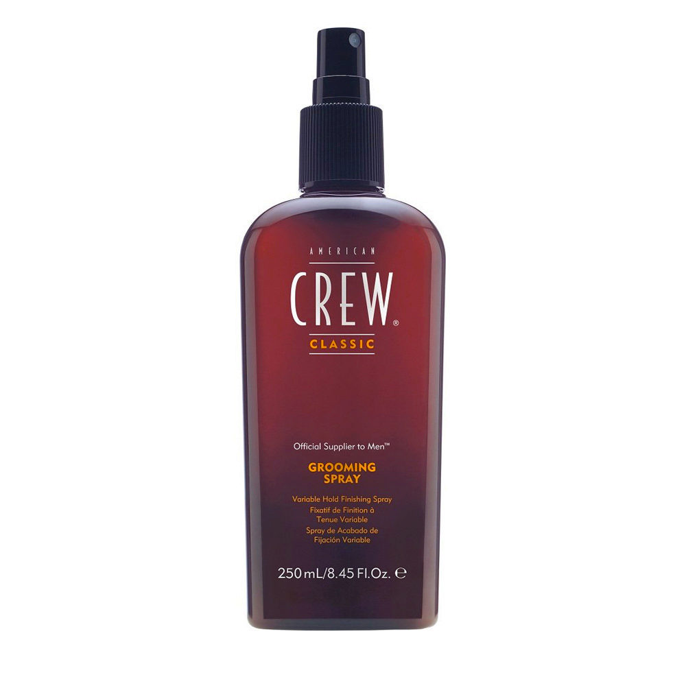 American crew Classic Grooming spray 250ml - Spray de finition à tenue variable