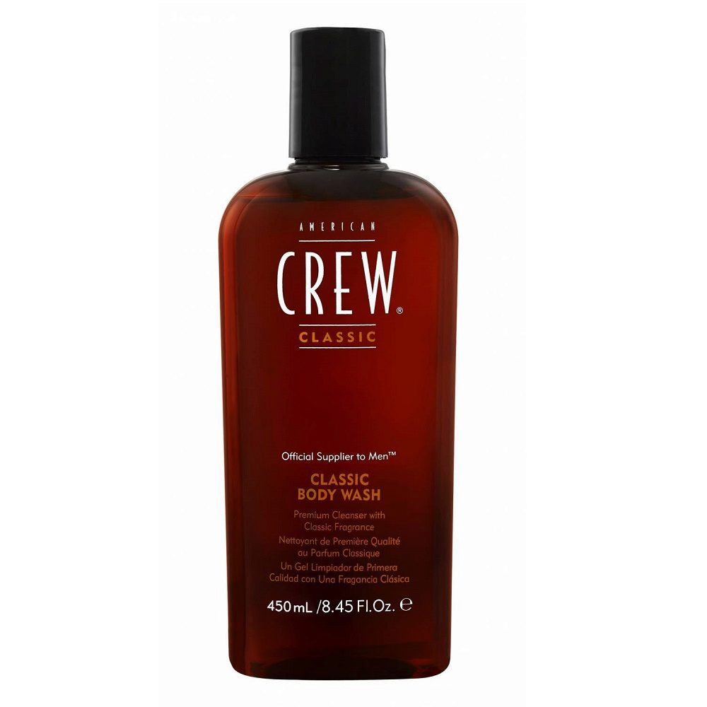 American crew Classic Body wash 450ml - gel de douch
