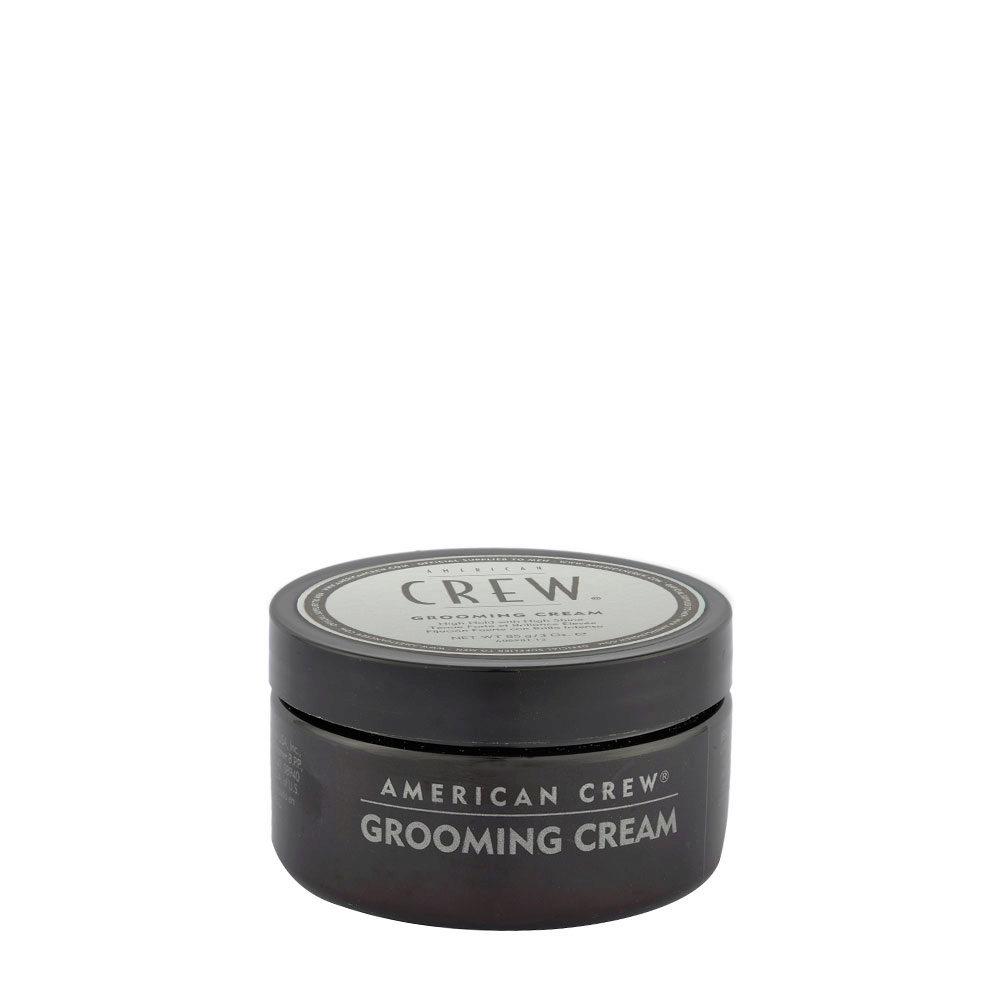American crew Style Grooming Cream 85gr - cire forte très brillante