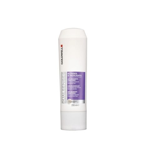 Goldwell Dualsenses blond & highlights Anti brass conditioner 200ml