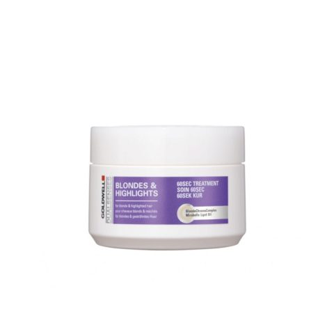 Goldwell Dualsenses blond & highlights 60sec treatment 200ml