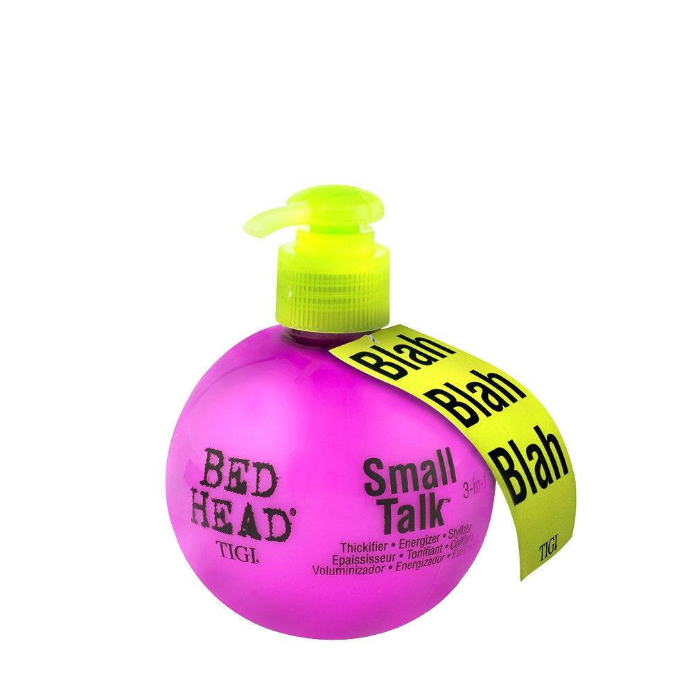 Tigi Bed Head Small Talk Blah Blah 240ml - crème volumisant