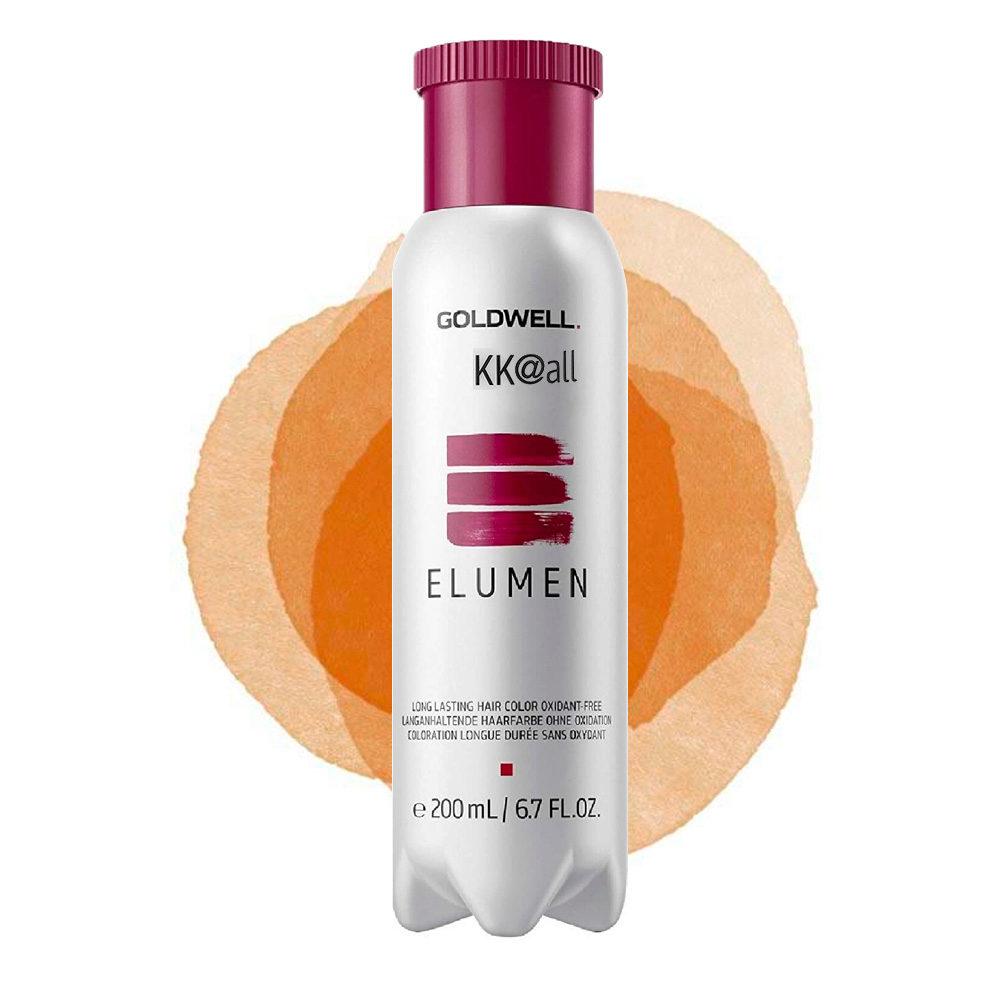 Goldwell Elumen Pure KK@ALL rame 200ml - cuivre