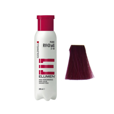 Goldwell Elumen Pure RV@ALL viola rosso 200ml - violet rouge