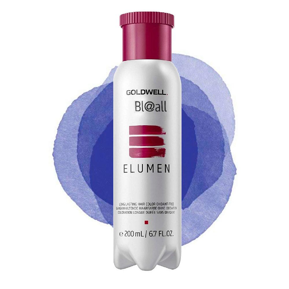 Goldwell Elumen Pure BL@ALL blu 200ml - bleu