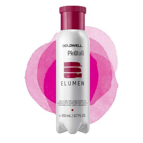 Goldwell Elumen Pure PK@ALL rosa 200ml - Rose