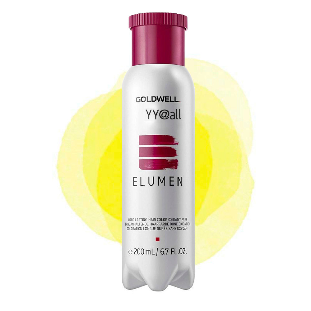 Goldwell Elumen Pure YY@ALL giallo 200ml - jaune