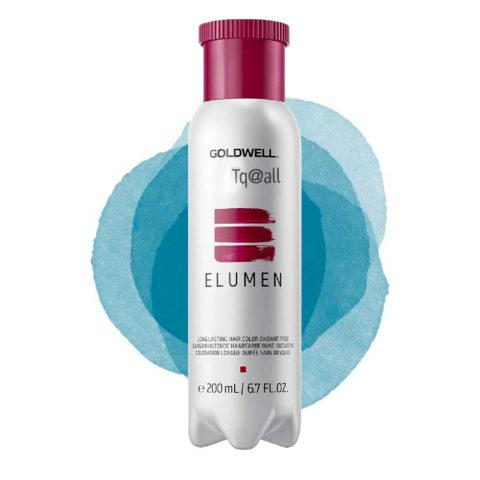 Goldwell Elumen Pure TQ@ALL  200ml - turquoise