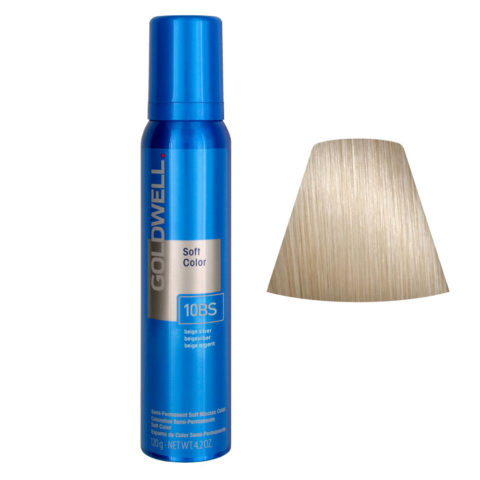 Goldwell Colorance soft color Coloration directe traitante en mousse 10BS 125ml