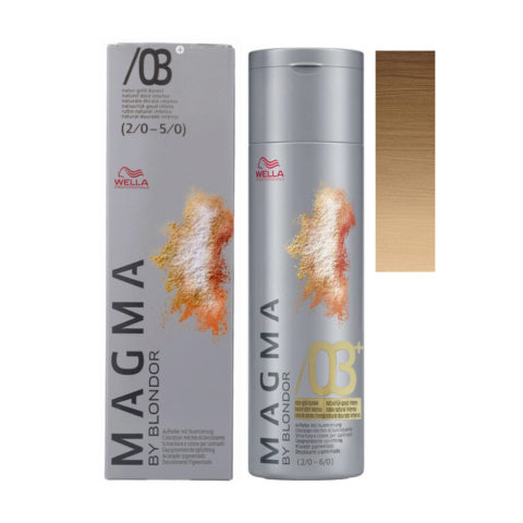 /03 plus Doré naturelle intense Wella Magma 120gr