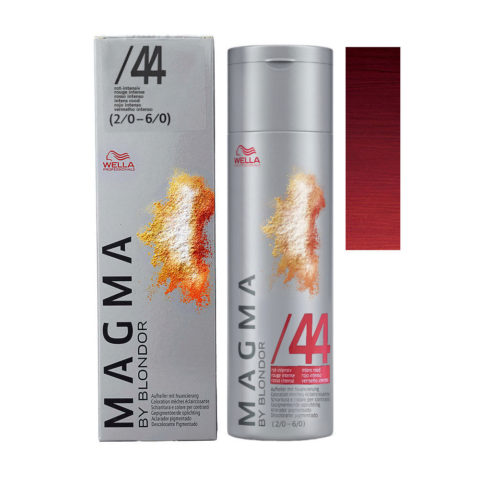 /44 Rouge intense Wella Magma 120gr