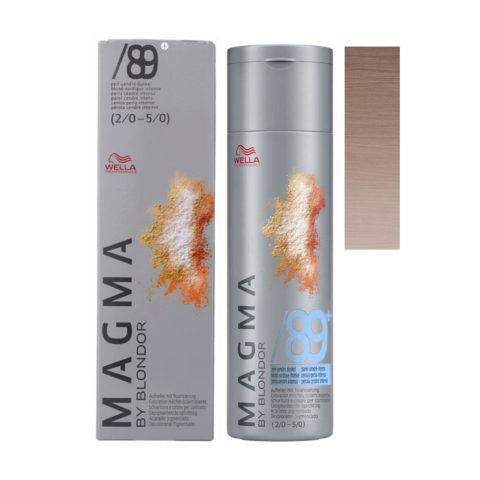 /89+ plus Perla cendré scuro Wella Magma 120gr