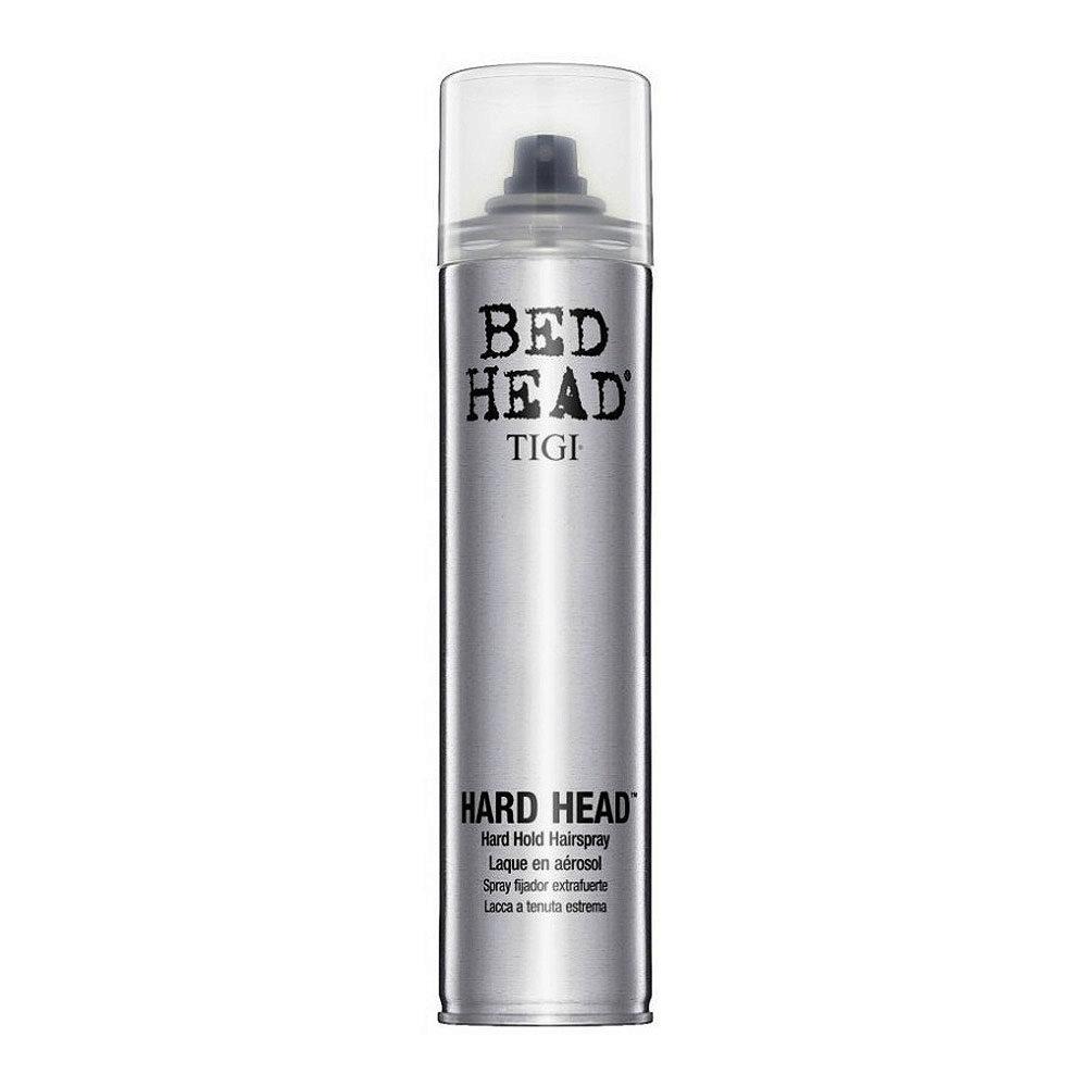 Tigi Bed Head Hard Head Hairspray 385ml - laque extra fort