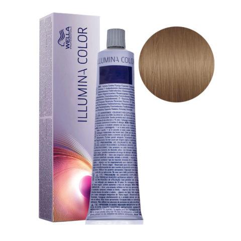 7/ Blond Moyen Wella Illumina Color 60ml