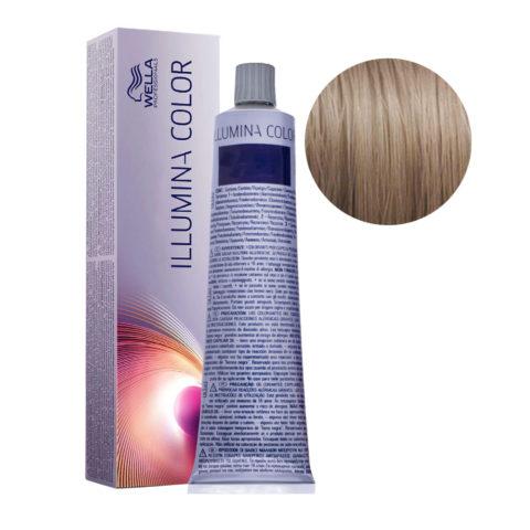 8/1 Blond Clair Cendre Wella Illumina Color 60ml