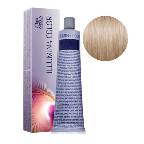 9/60 Blond Très Clair Violine Naturel Wella Illumina Color 60ml