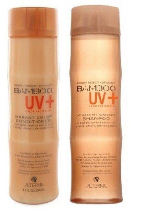Alterna Bamboo UV  Color Protection Kit Shampoo 250ml Conditioner 250ml